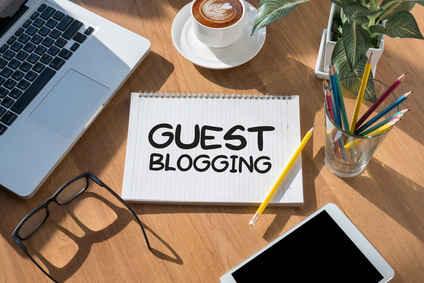 promote a company with guest posts