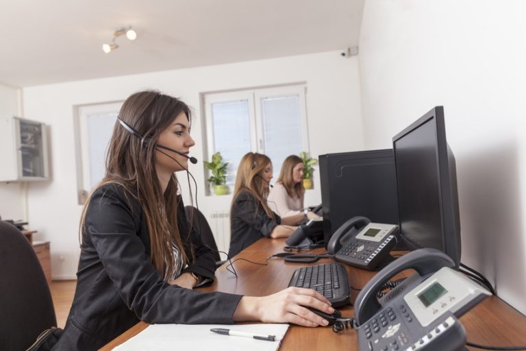 Telemarketing to find new clients